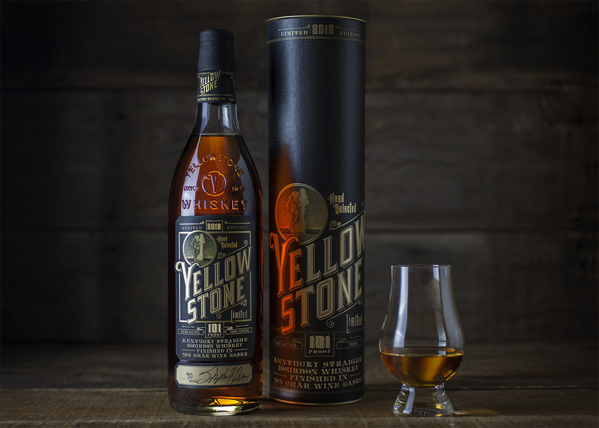 Yellowstone Limited Edition 2018