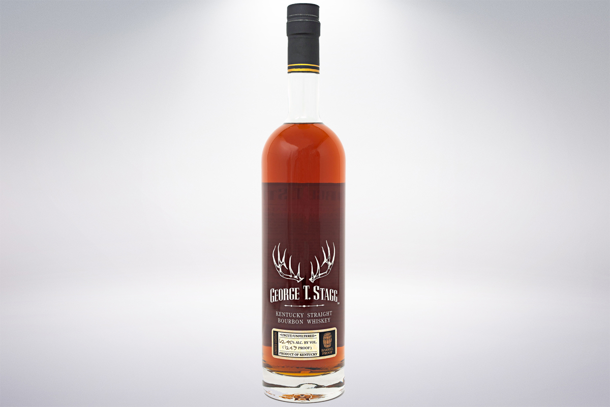 Buffalo Trace Antique Collection 2018: George T. Stagg Bourbon