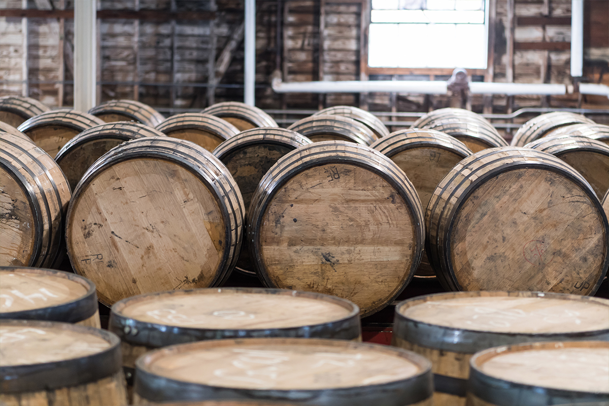 Bourbon Fundamentals: Bourbon barrels