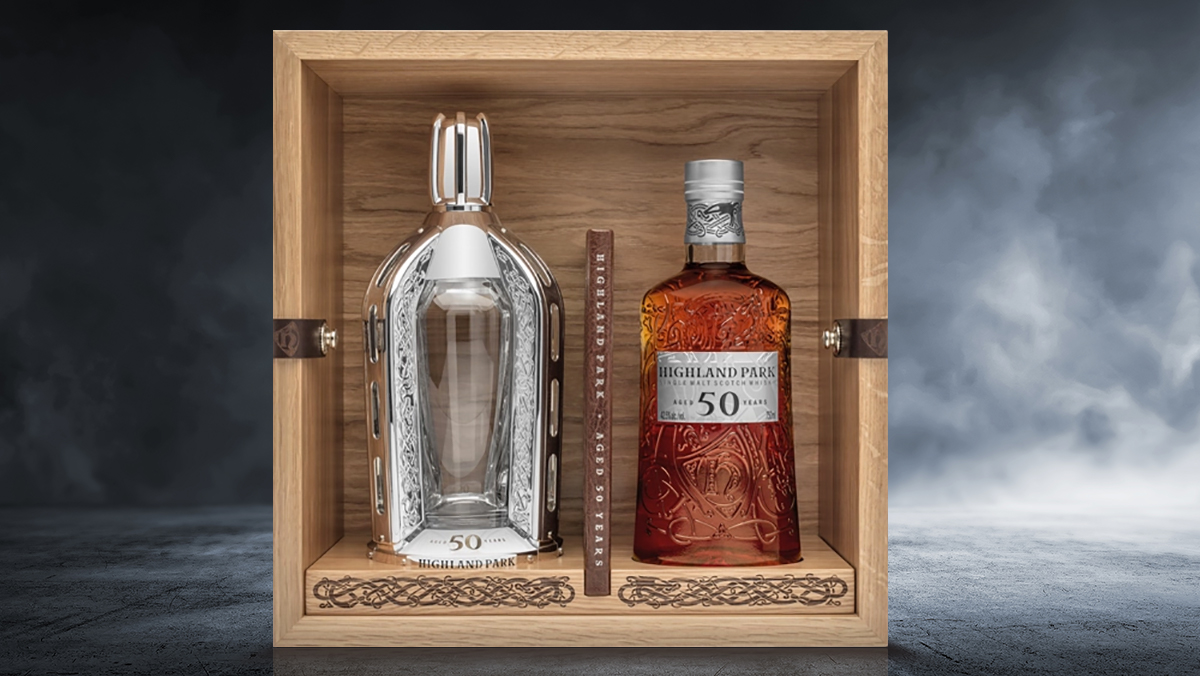 Highland Park 50 Year (2018 Edition)