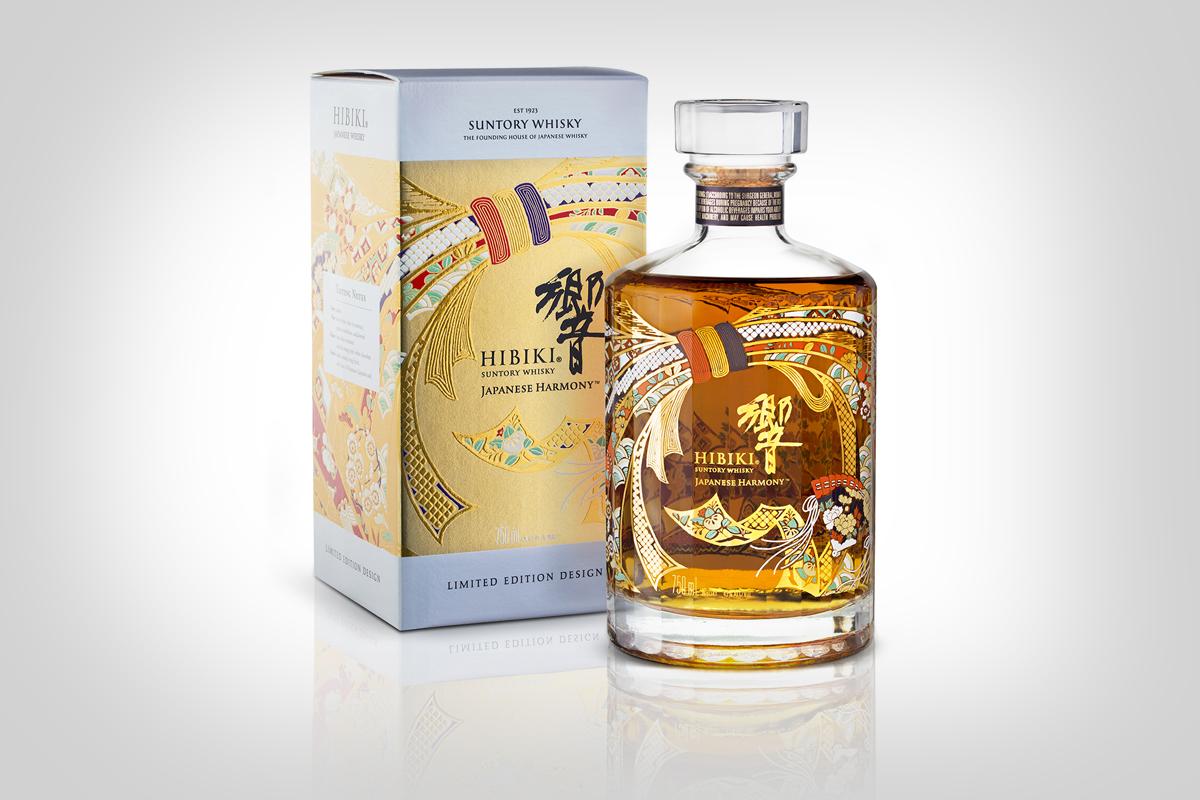 Hibiki Japanese Harmony (2018 Holiday Bottling)