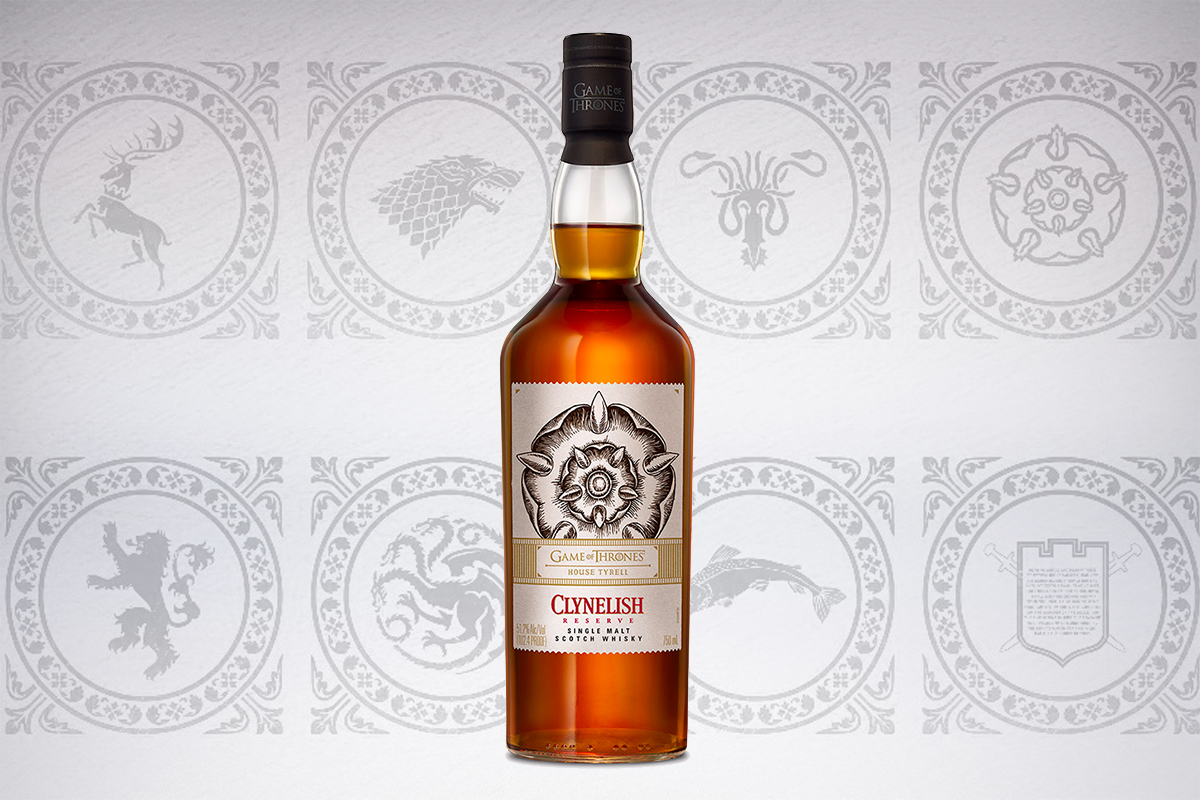 Game of Thrones Scotch whiskies: Clynelish Reserve