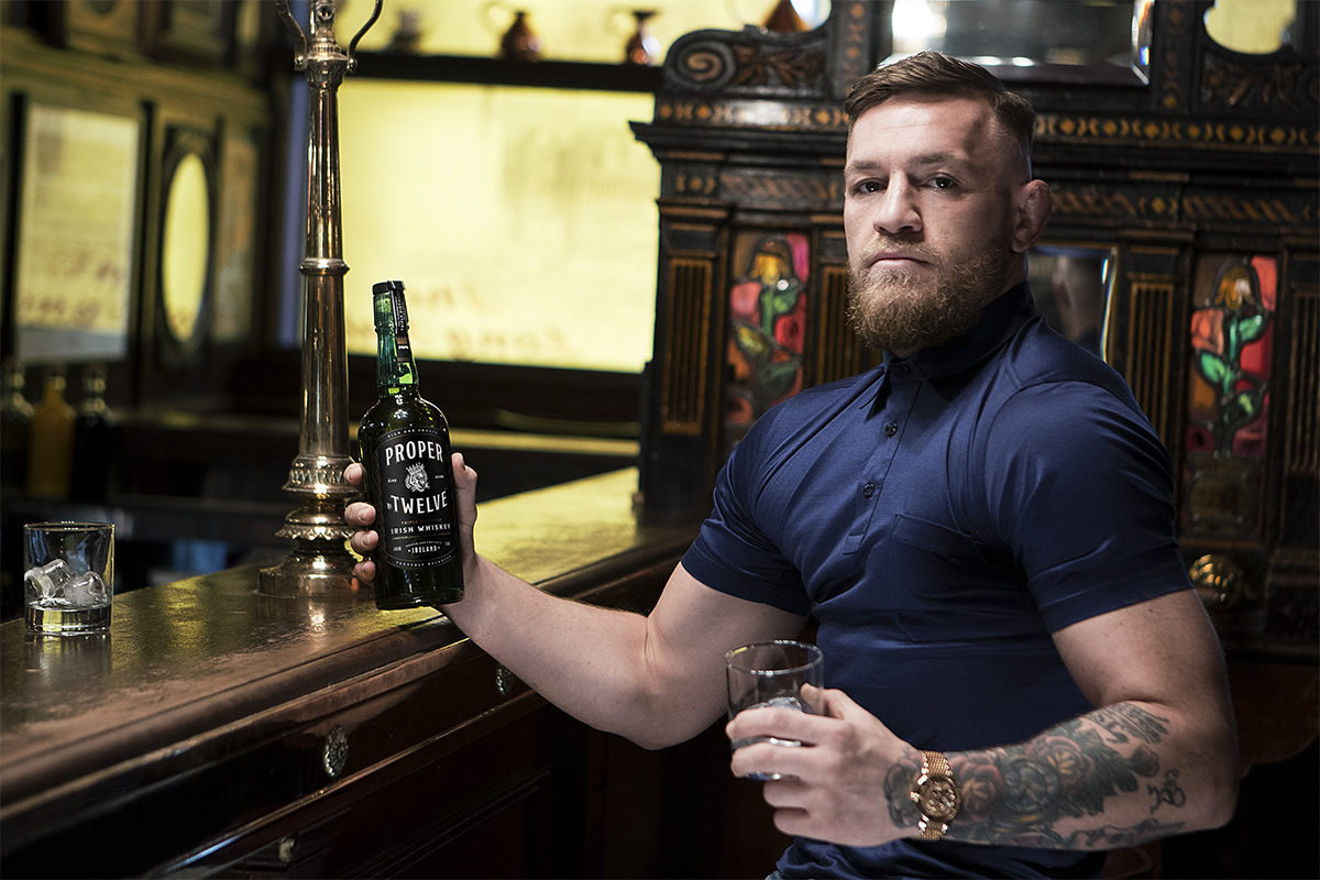 Conor McGregor: Proper No. Twelve