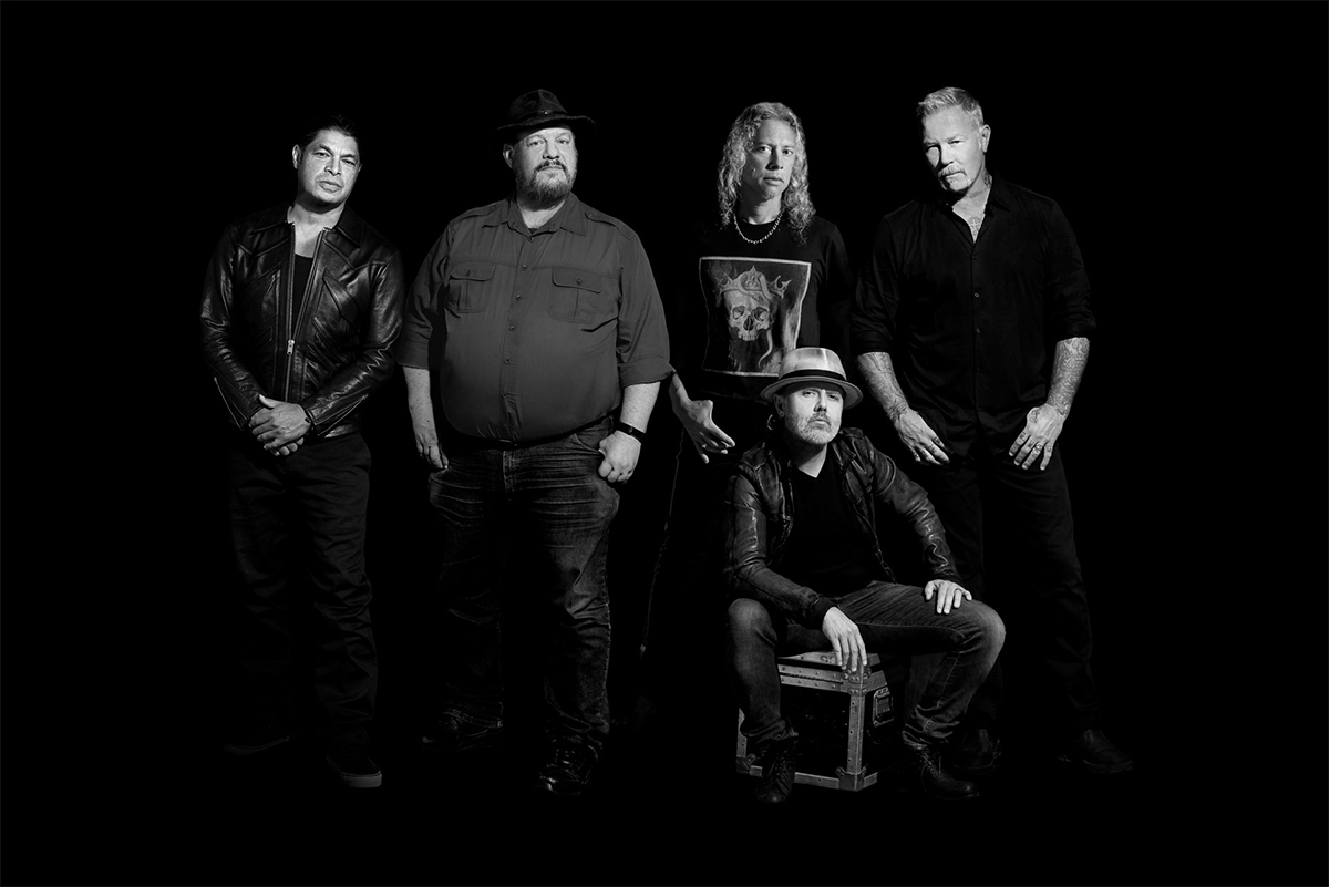 Metallica: Blackened American Whiskey
