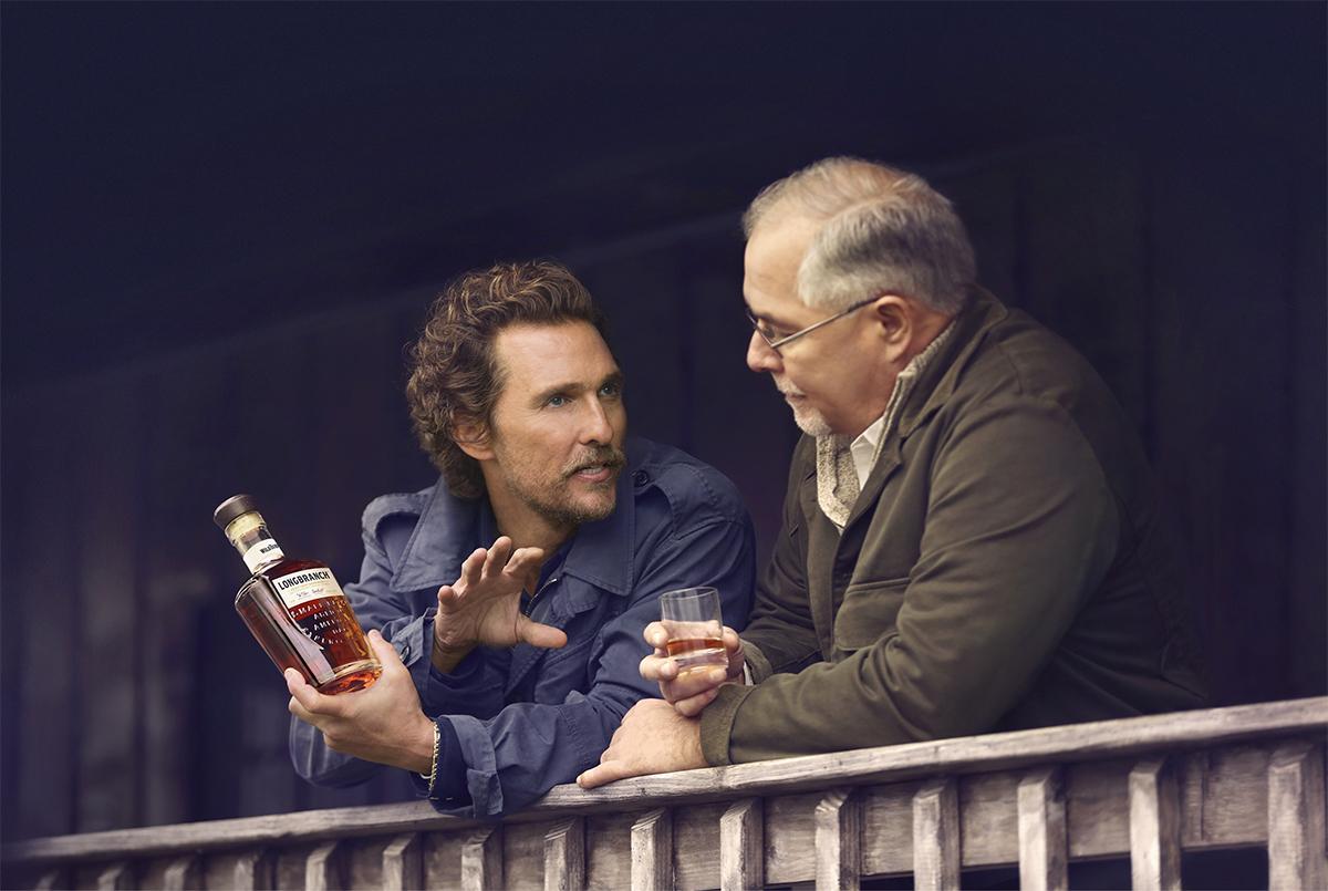 Matthew McConaughey: Longbranch Bourbon