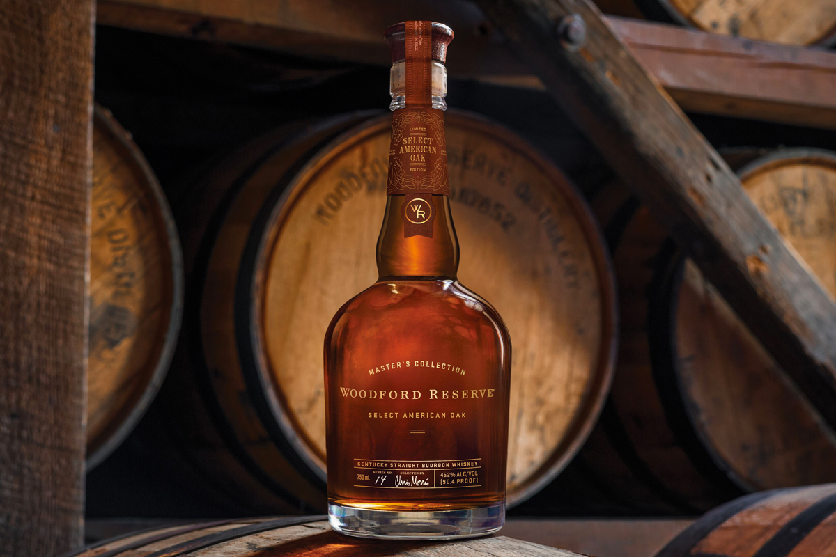 Woodford Reserve Master's Collection Select American Oak Bourbon