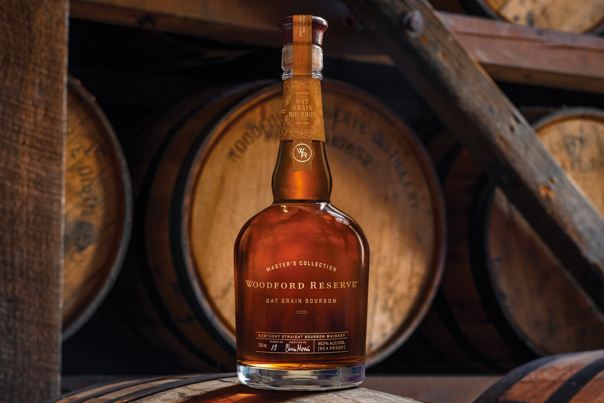 Woodford Reserve Master's Collection Oat Grain Kentucky Bourbon