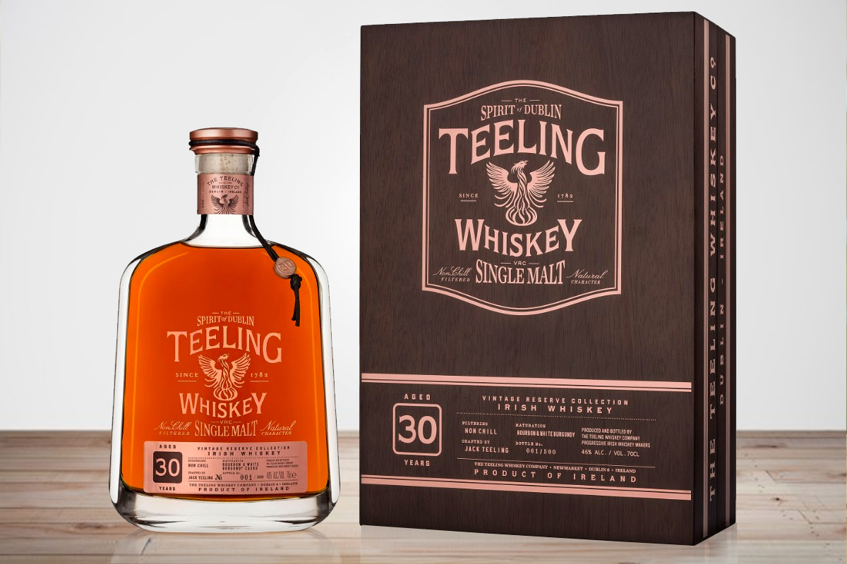 Teeling Vintage Reserve 30 Year Single Malt
