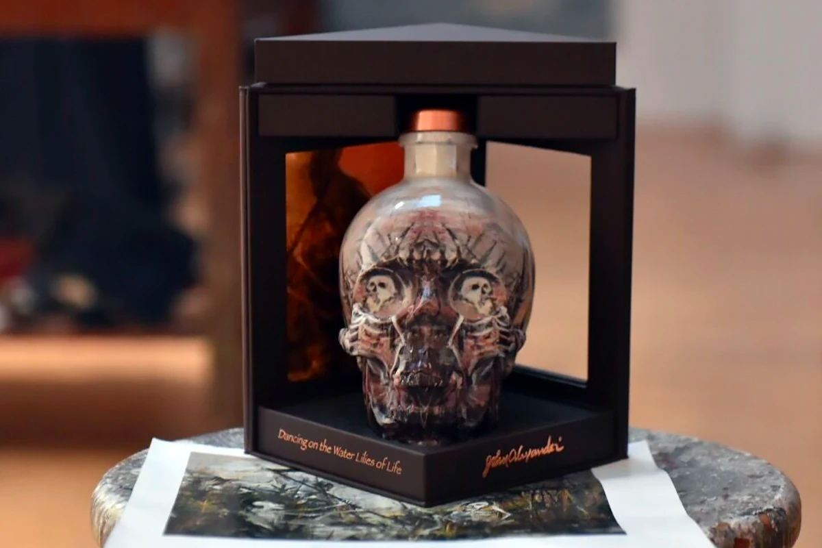 Halloween Booze: Crystal Head Vodka