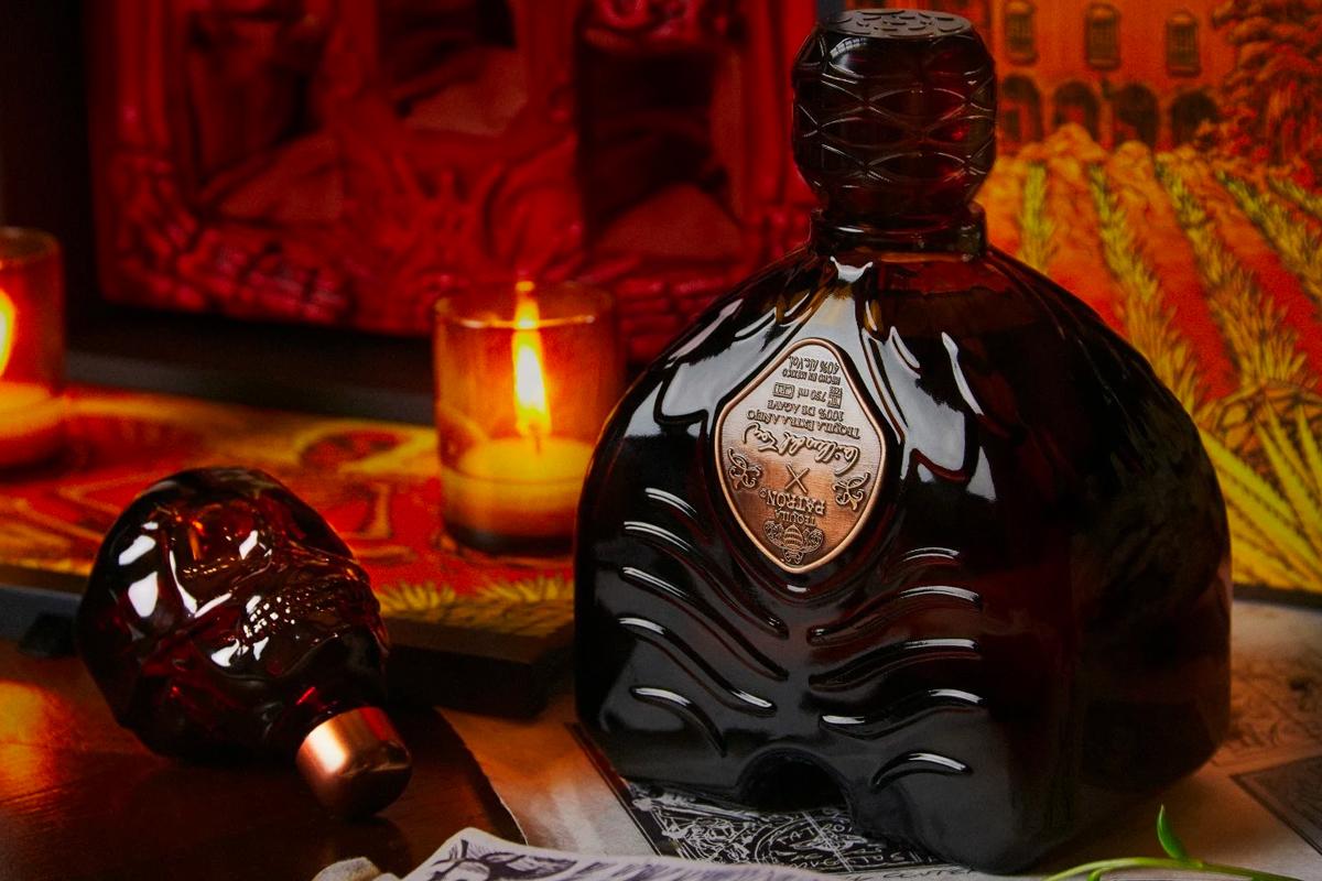 Halloween Booze: Patrón x Guillermo del Toro