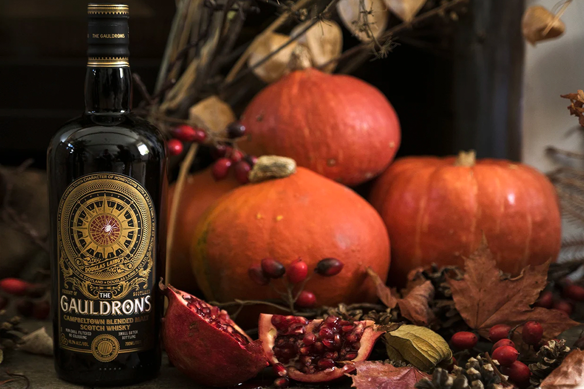 Halloween Booze: The Gauldrons Blended Malt