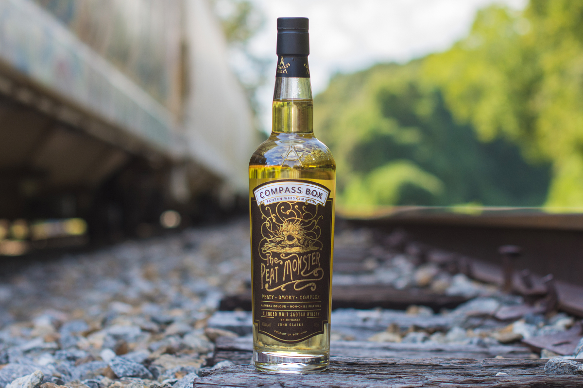 Halloween Booze: Compass Box Peat Monster