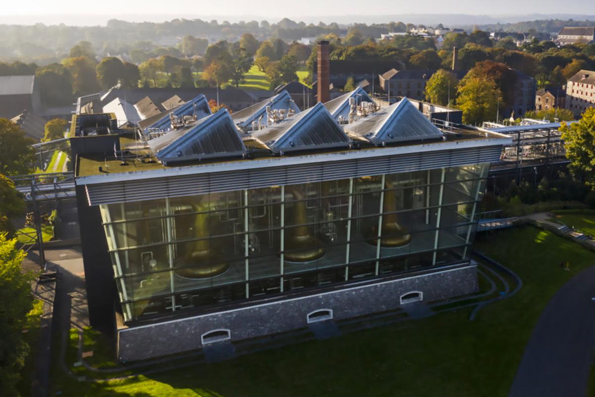 The Irish Distillers expansion