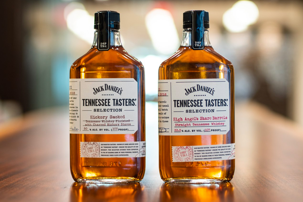 Jack Daniel's Experimental Whiskey Series: Tennessee Tasters' Selection