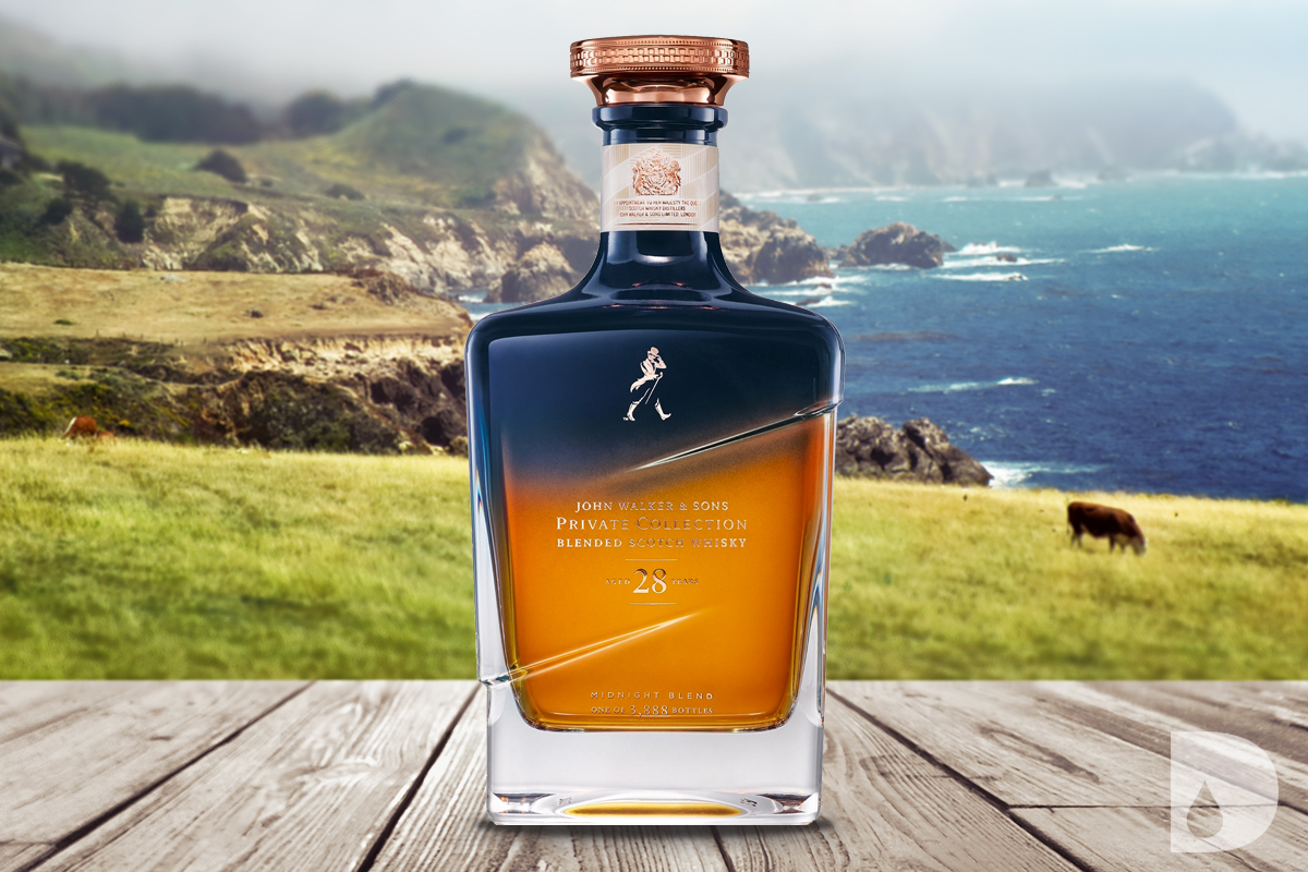 John Walker & Sons Private Collection 2018 Midnight Blend