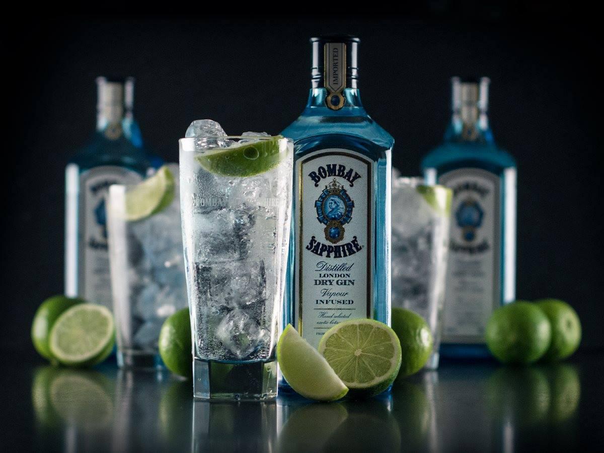 International Gin & Tonics: Bombay Sapphire