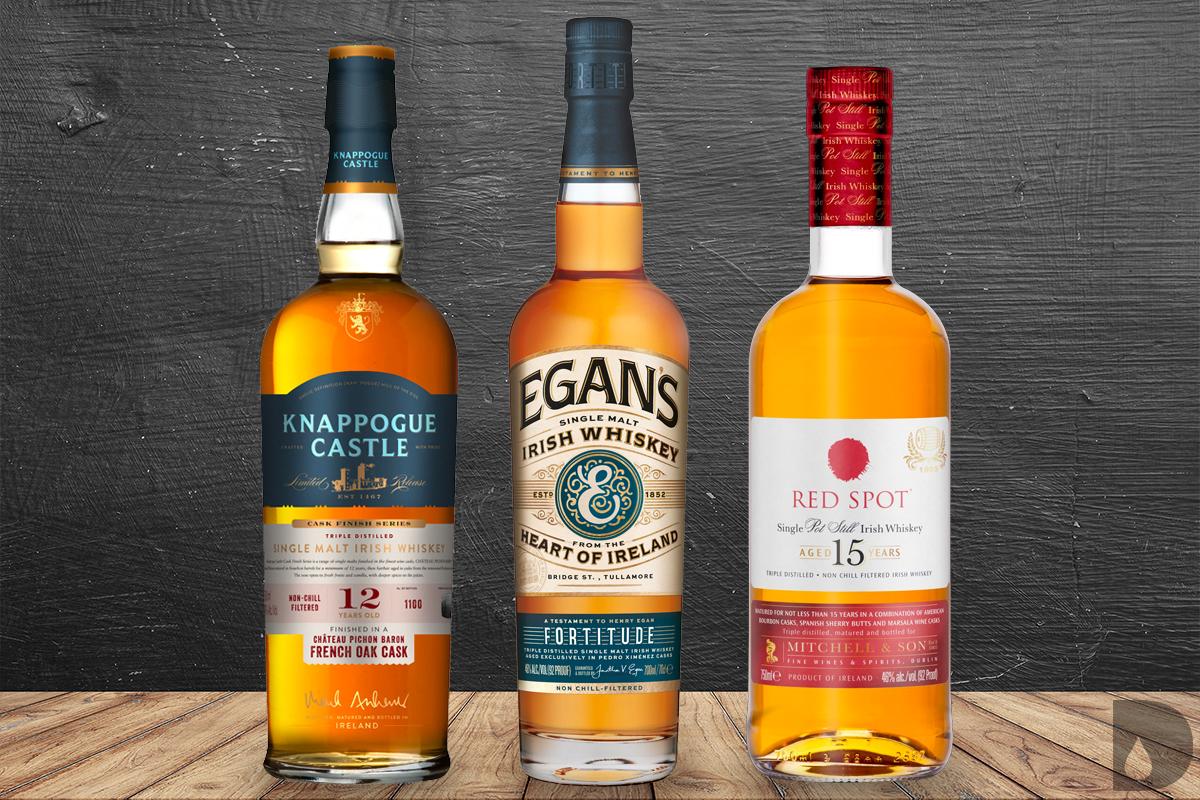 Red Spot: Three new Irish whiskeys