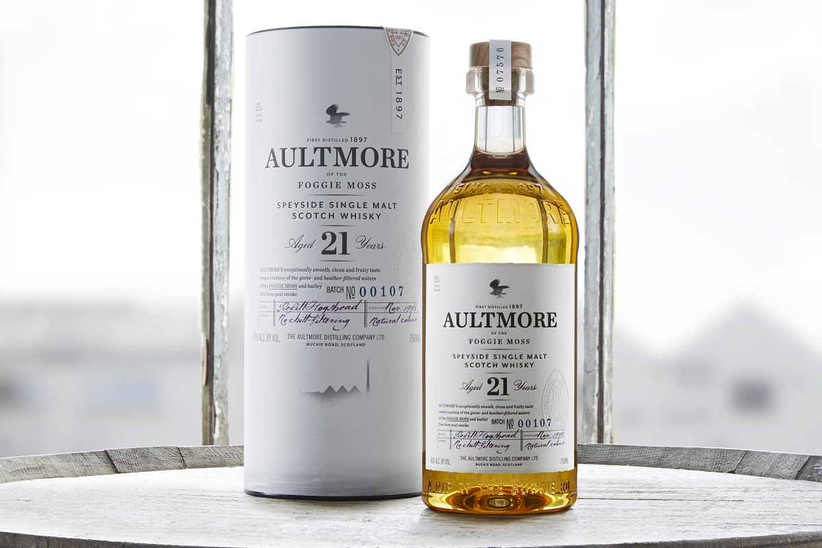 Aultmore 21 Year