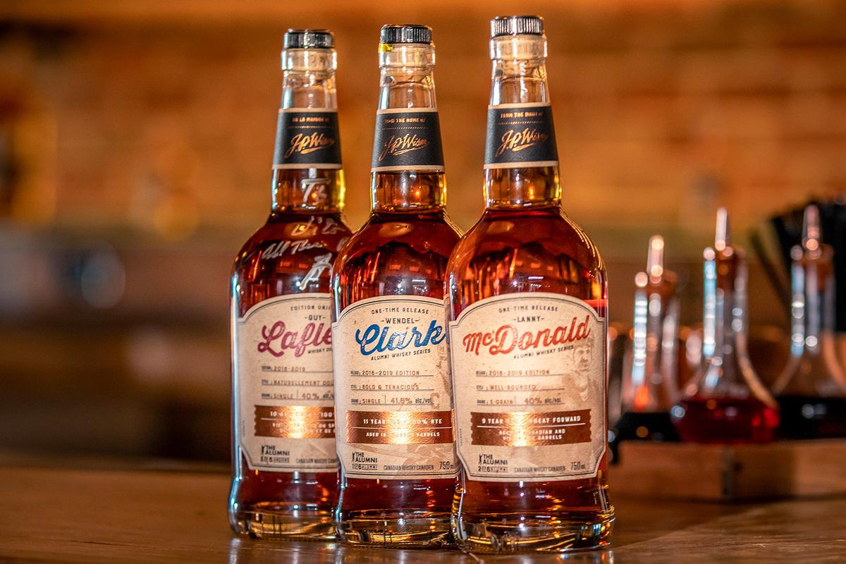 J.P. Wiser's Alumni Whisky