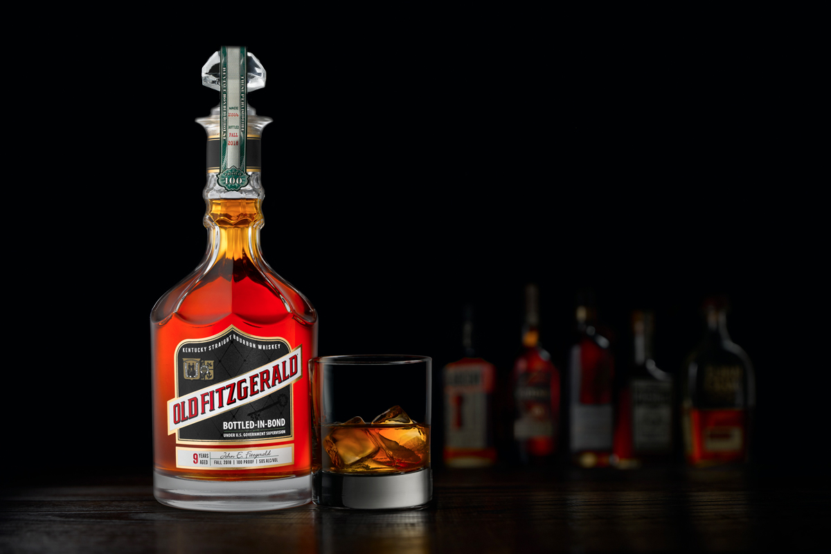 Old Fitzgerald Bottled-in-Bond 9 Year
