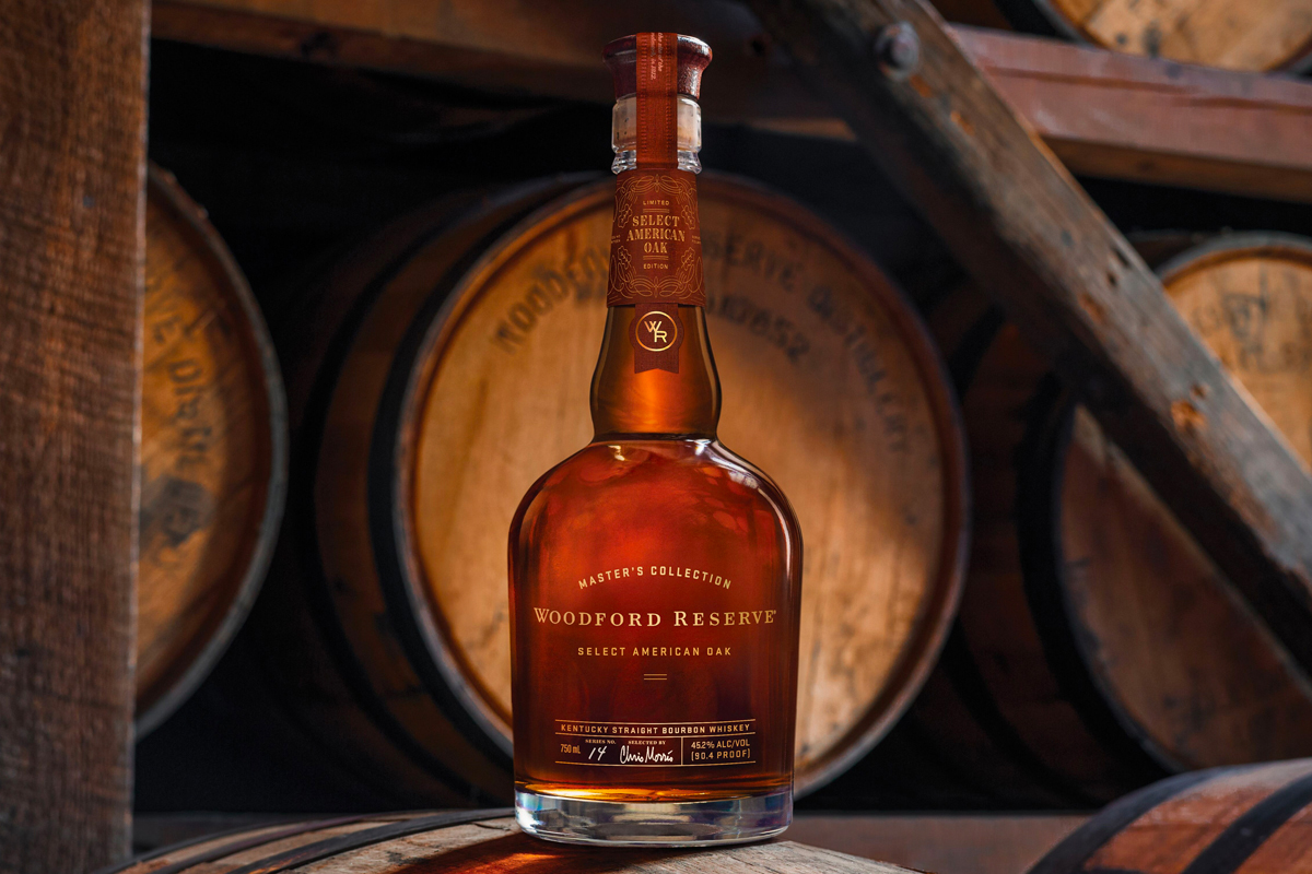 Woodford Reserve Master's Collection: Select American Oak