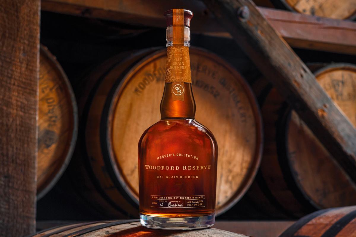 Woodford Reserve Master's Collection: Oat Grain Bourbon