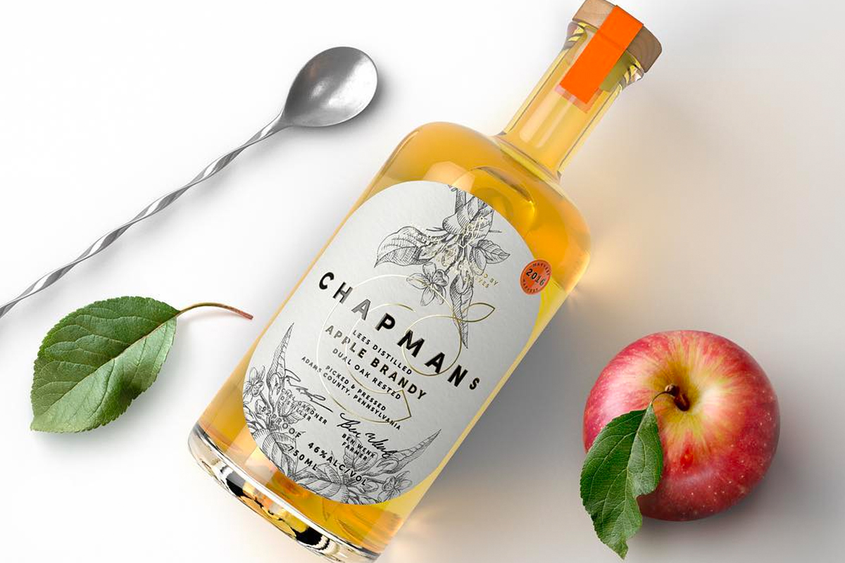 American Brandy: Chapman's Apple Brandy