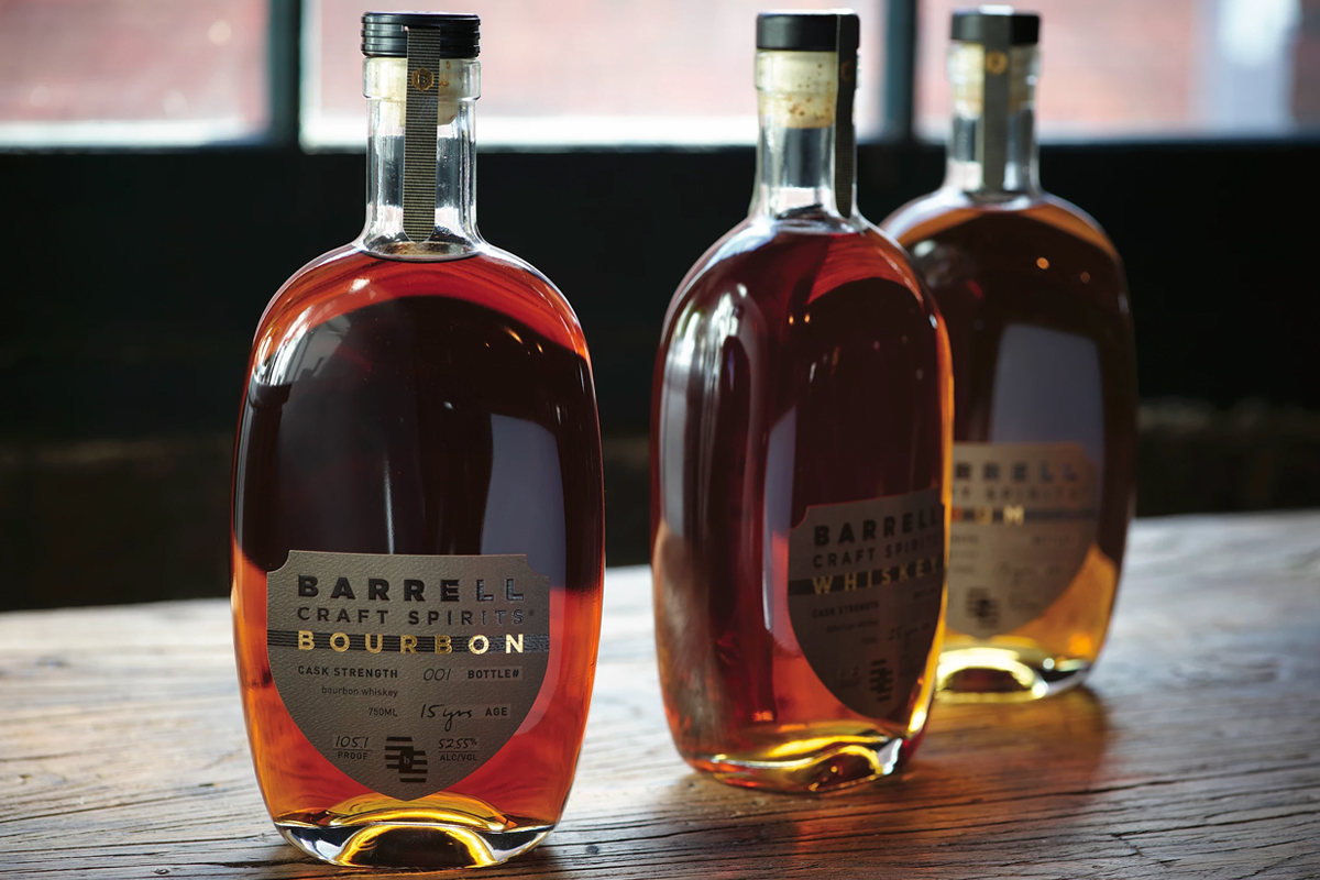 Barrell Craft Spirits' latest releases