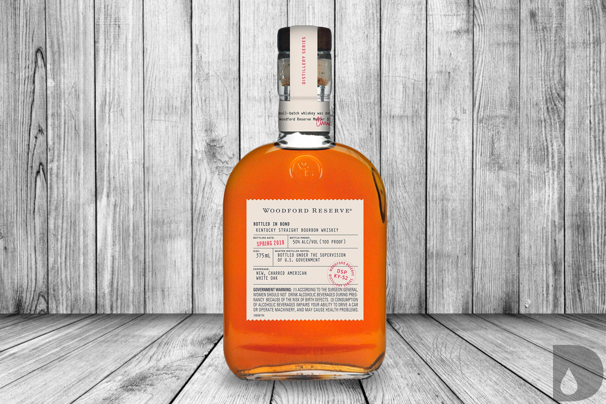 Woodford Reserve Bottled In Bond