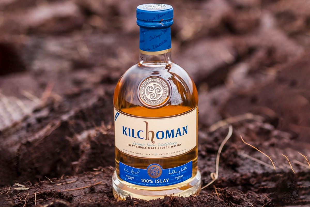 Scotch Whisky Gift Guide: Kilchoman 100% Islay 8th Edition