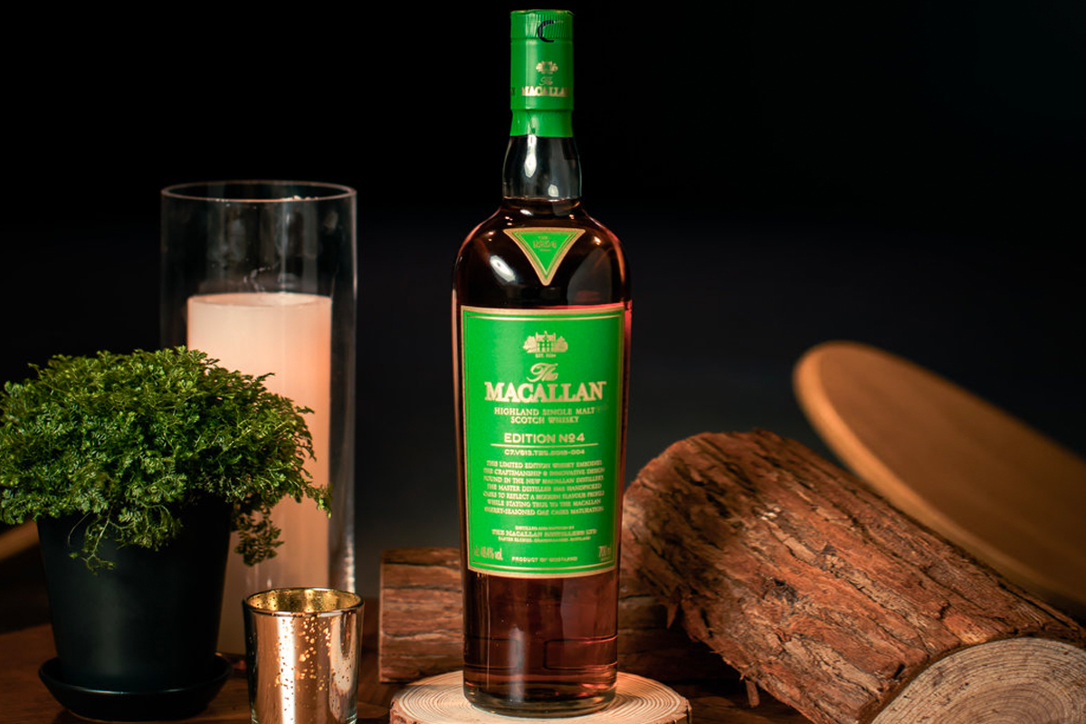 Scotch Whisky Gift Guide: The Macallan Edition No. 4