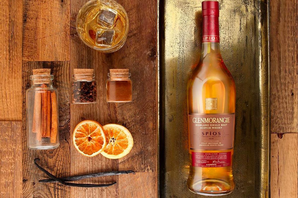Scotch Whisky Gift Guide: Glenmorangie Spìos