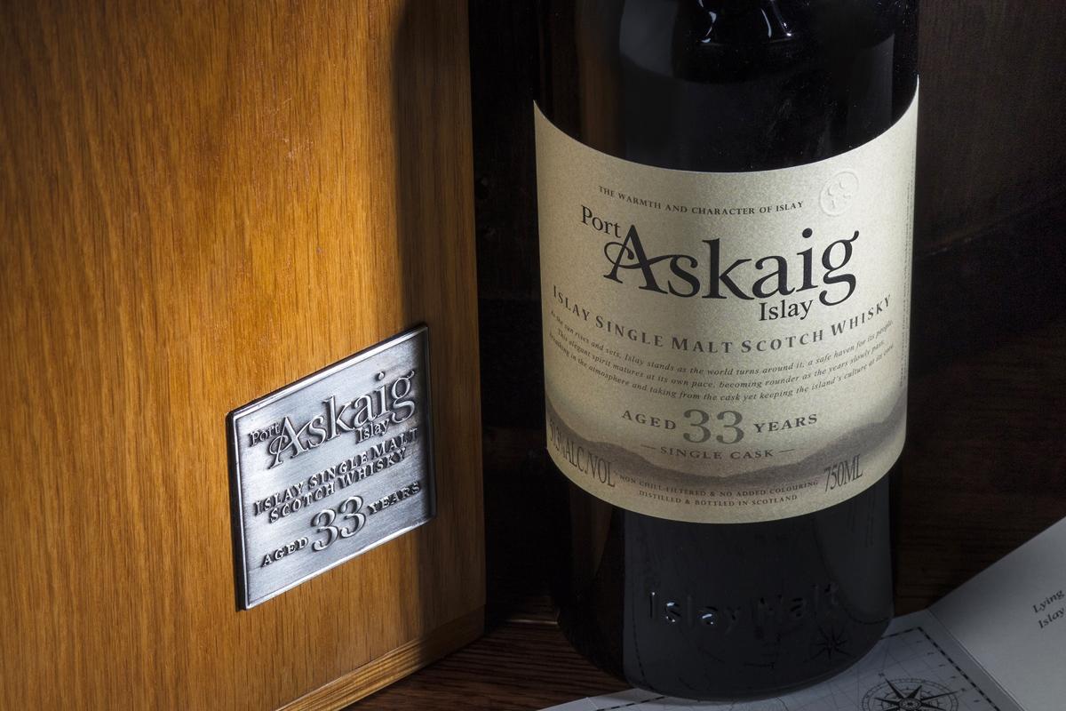 Port Askaig 33 Year