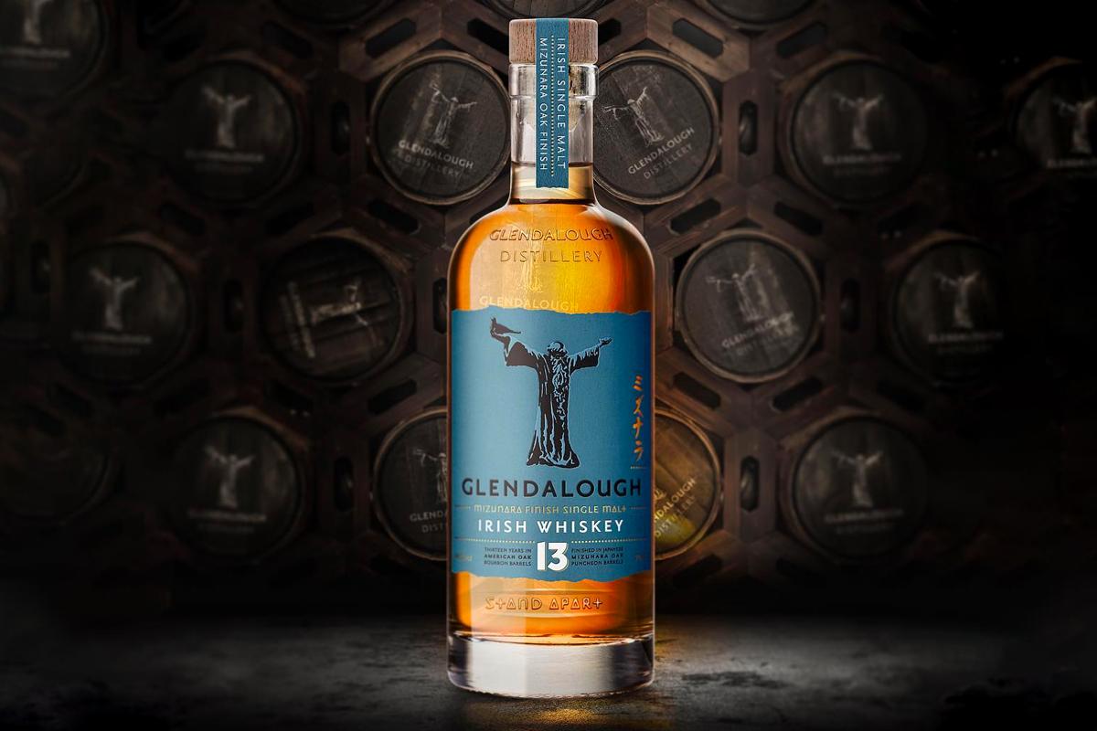 World Whisky Gift Guide: Glendalough 13 Year Mizunara Finish
