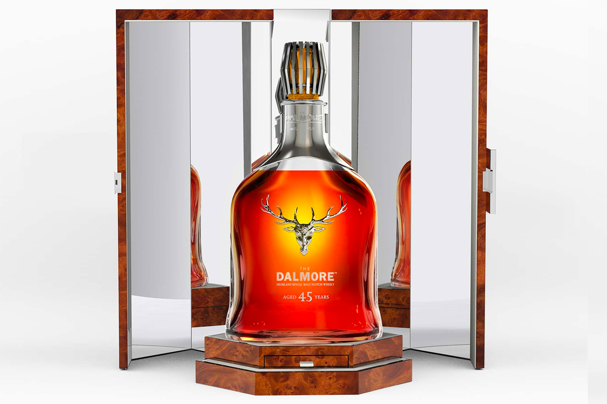 Expensive Scotch: Dalmore 45 Year