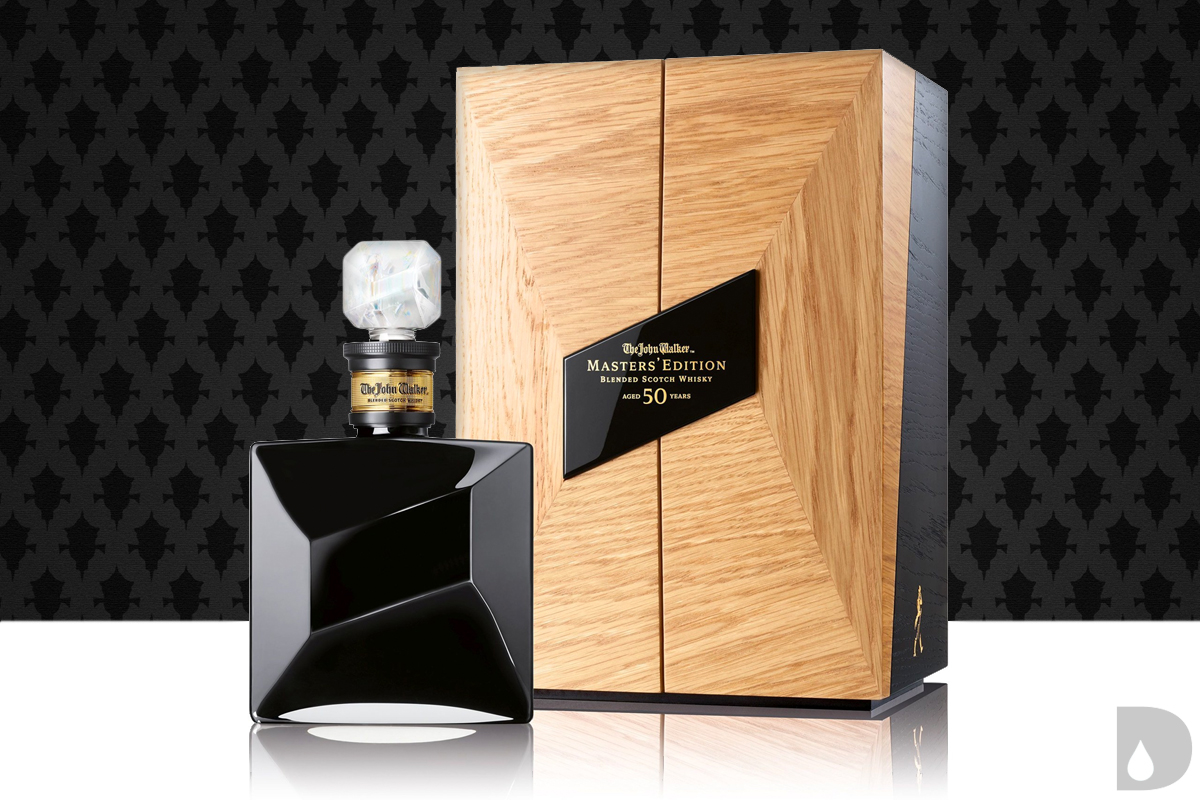 Expensive Scotch: The John Walker Masters' Edition