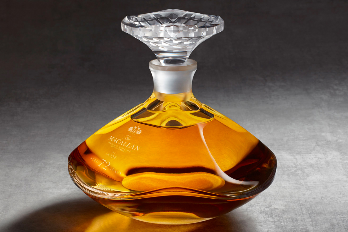 Expensive Scotch: The Macallan 72 Year