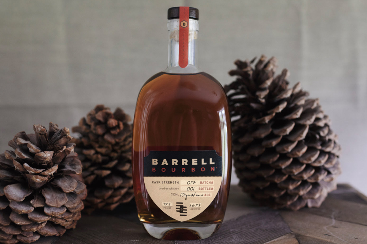 Barrell Bourbon Batch 017