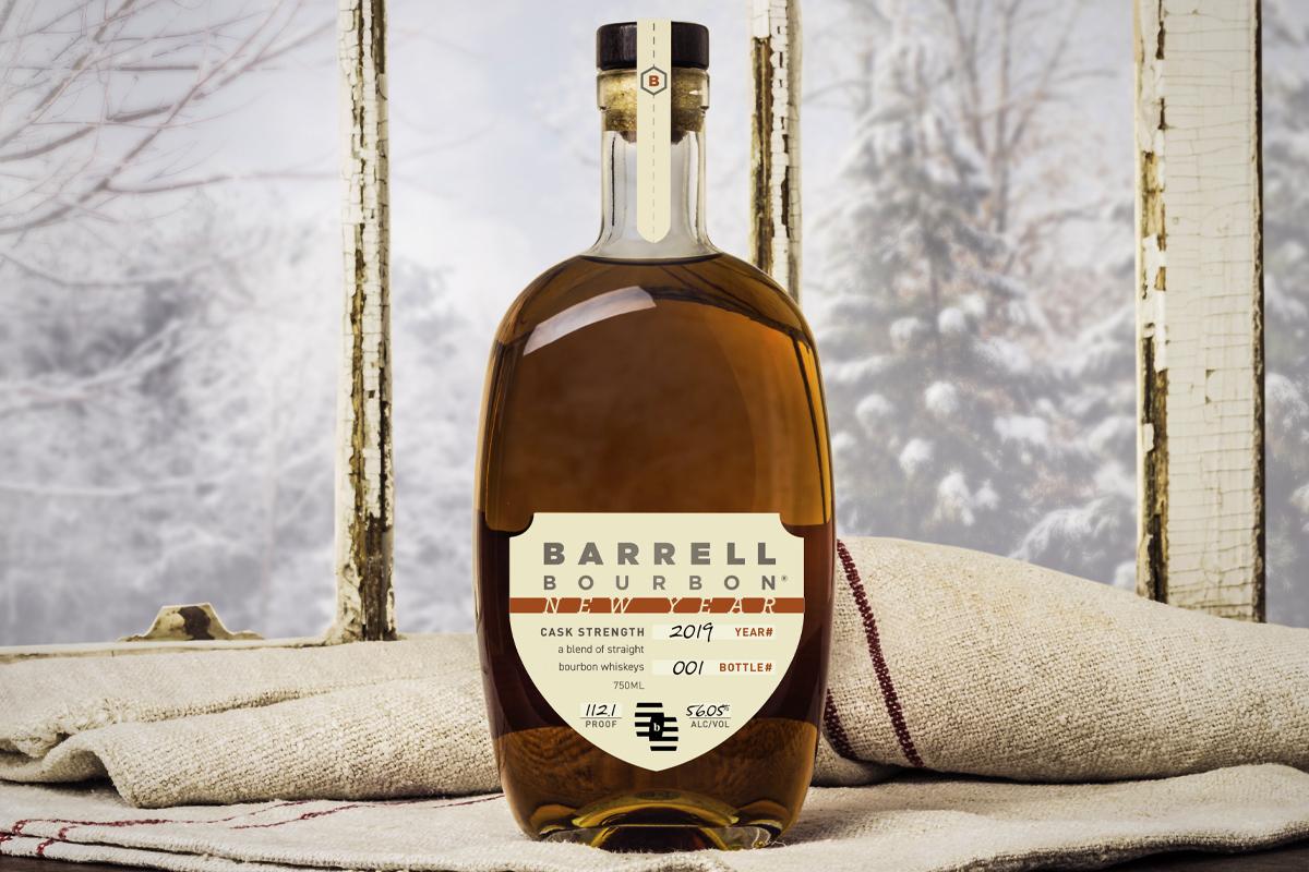 Barrell Bourbon New Year 2019