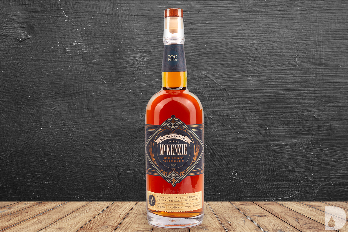 McKenzie Bottled-in-Bond Wheated Bourbon