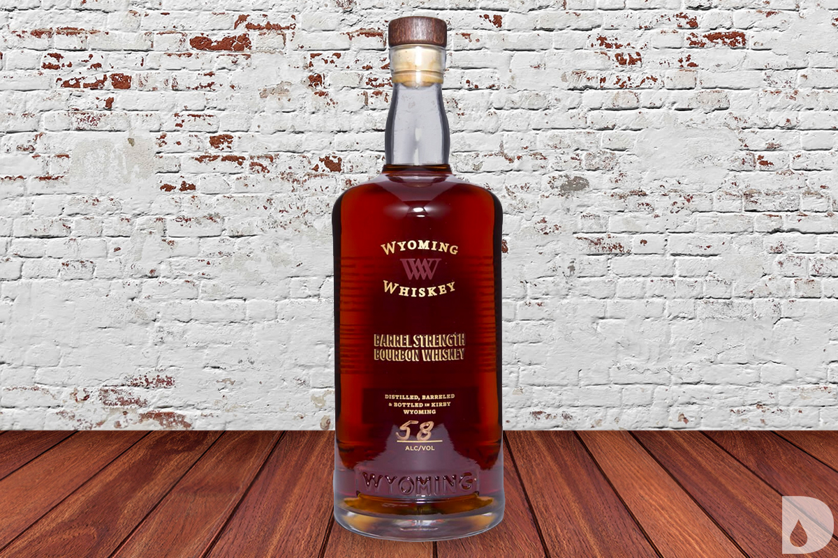 Wyoming Whiskey Barrel Strength Bourbon (Barrel #3242)