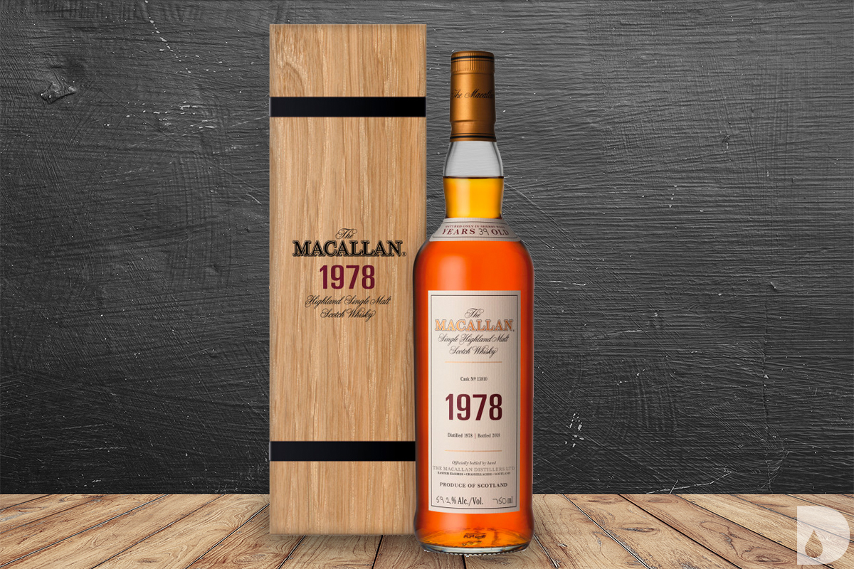 The Macallan 1978