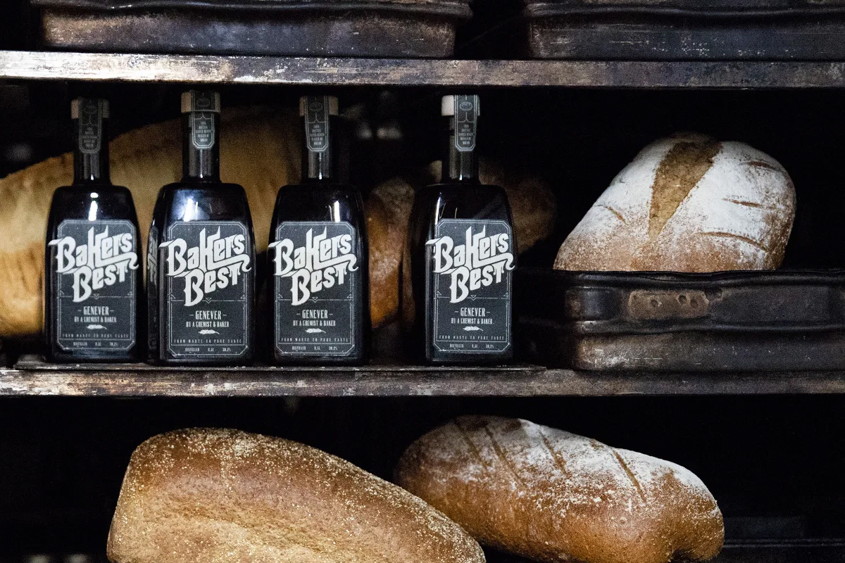 Sustainable Spirits: Bakers Best Genever