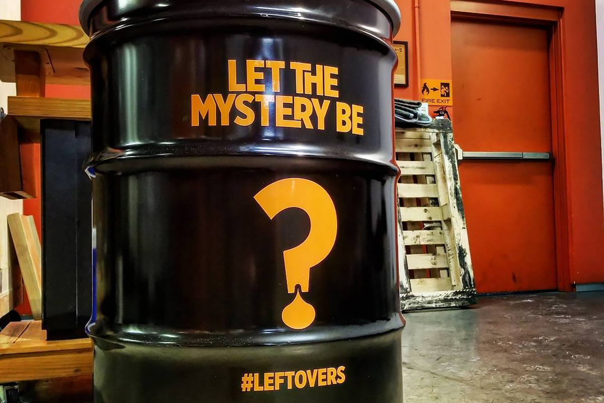 "Sustainable Spirits: Copper & Kings ""Let the Mystery Be"" barrel"