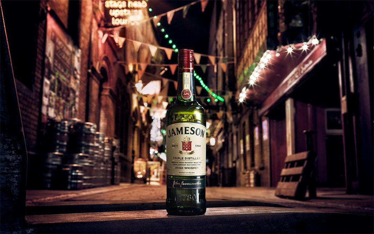 Jameson Package Re-Design