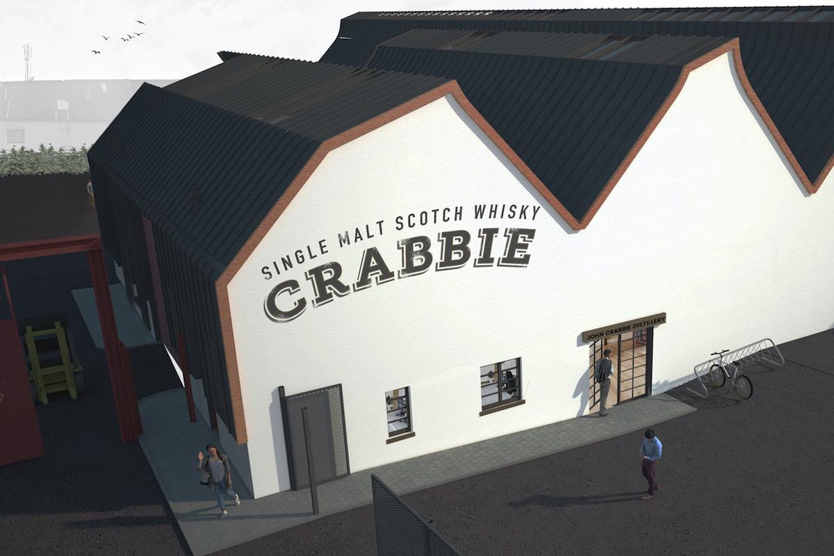 New Scotch Whisky Distilleries: Crabbie Distillery