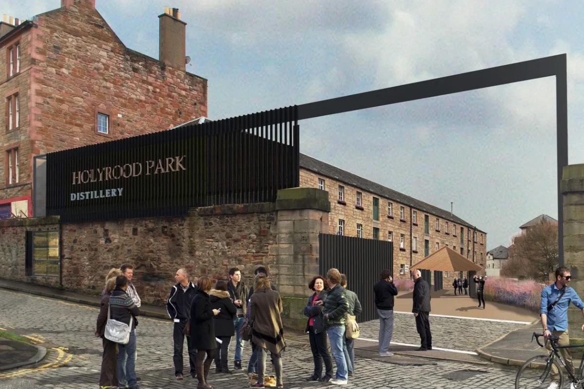 New Scotch Whisky Distilleries: Holyrood Distillery