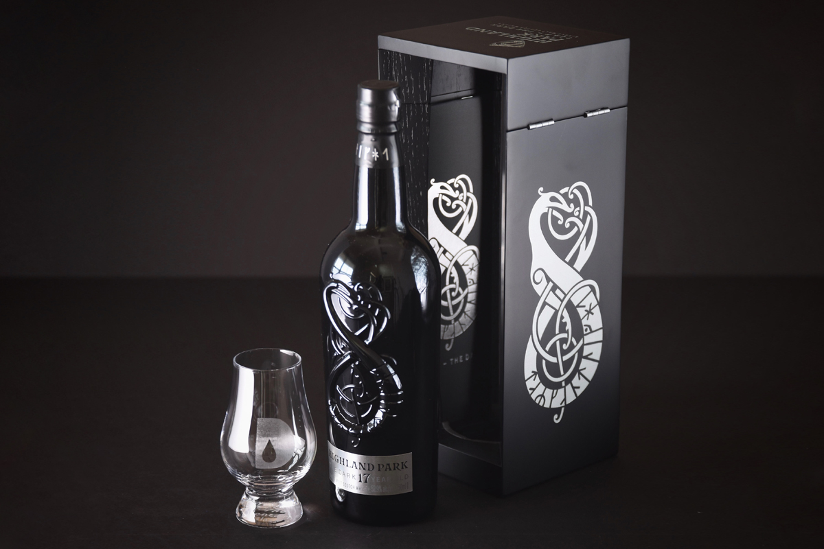 Burns Night Scotch: Highland Park The Dark 17 Year