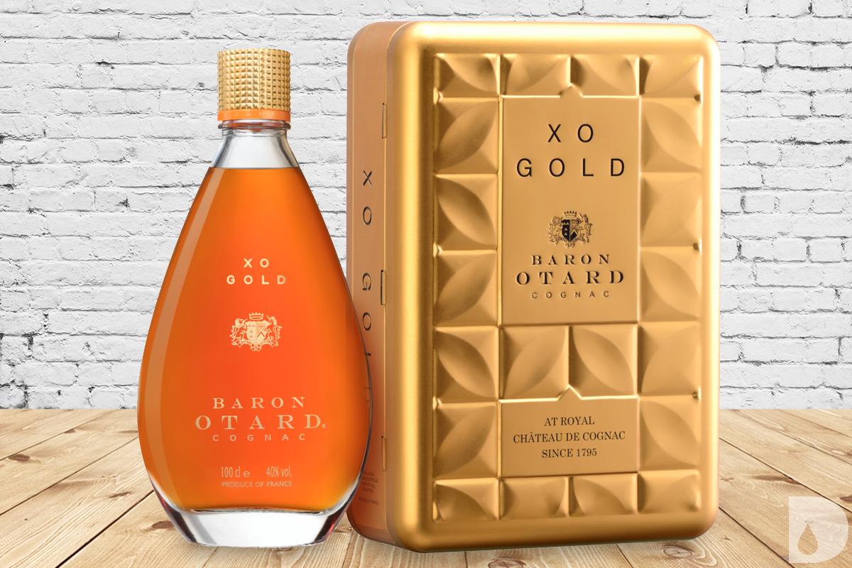 Lunar New Year: Baron Otard XO Gold