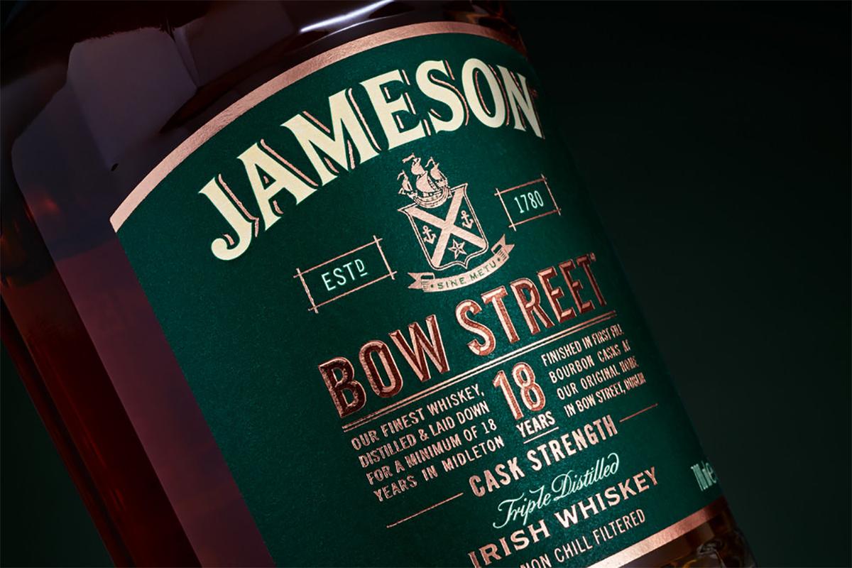 Jameson Bow Street 18 Year Cask Strength (Batch Tw0)